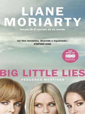 cover image of Big Little Lies (Pequeñas mentiras)